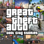 Great Theft Auto Cool City Stories 1.1 MOD