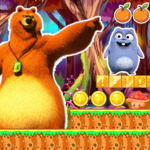 Grizzy and the Lemmings Runner Jungle 4.1.1 MOD (Unlimited Gold)