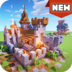 Mini Craft New Crafting Game  MOD (Flying Ability) 7.0